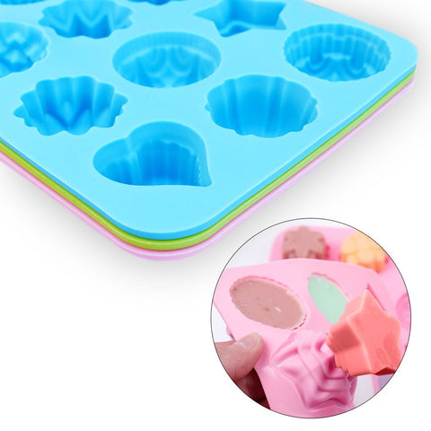 FREE - Silicone Flowers Molds