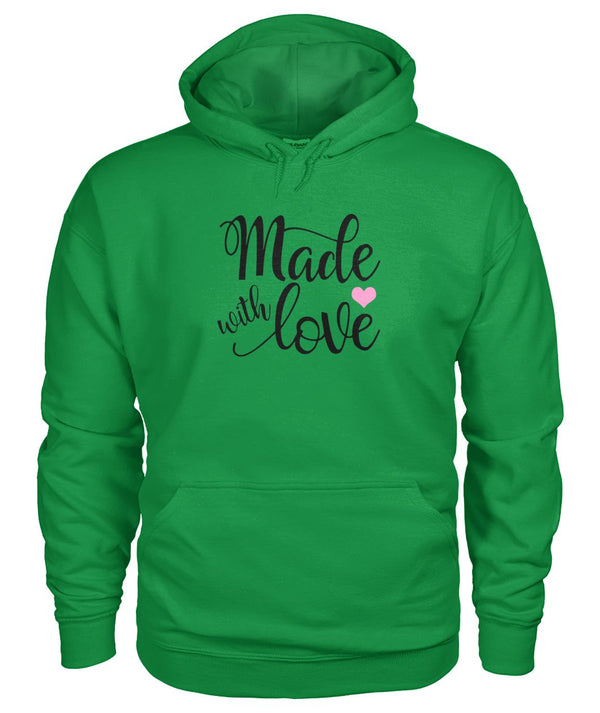 Made With Love Hoodie