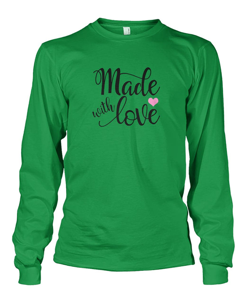 Made With Love Long Sleeve