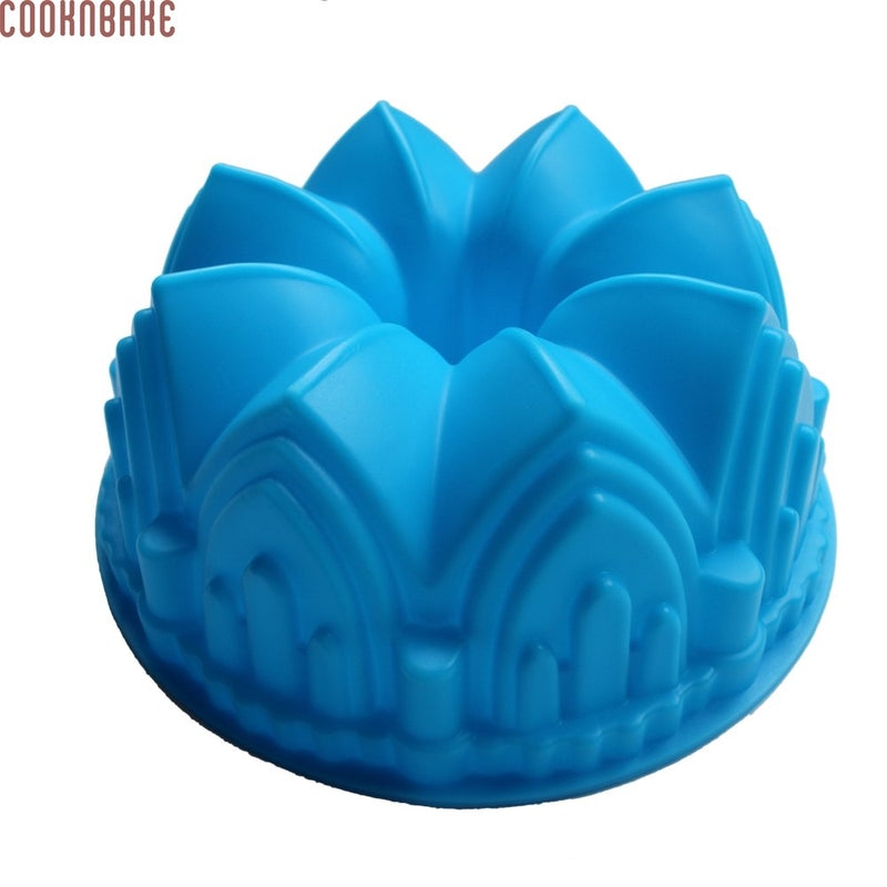 Silicone Cartoon Flower Premium Cake Mold