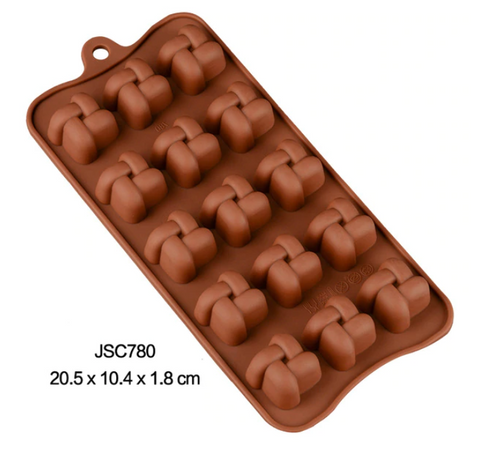 Image of Silicone Chocolate Mold