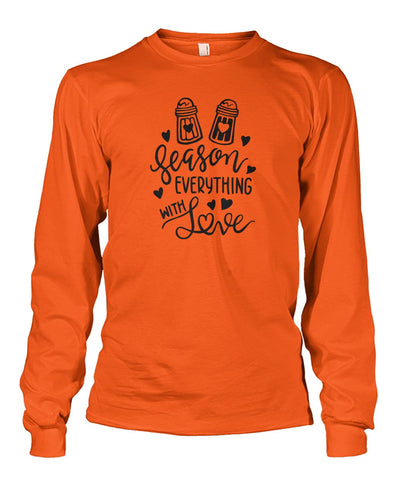 Image of Season Everything With Love Long Sleeve