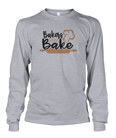 Image of Bakers Gonna Bake Long Sleeve