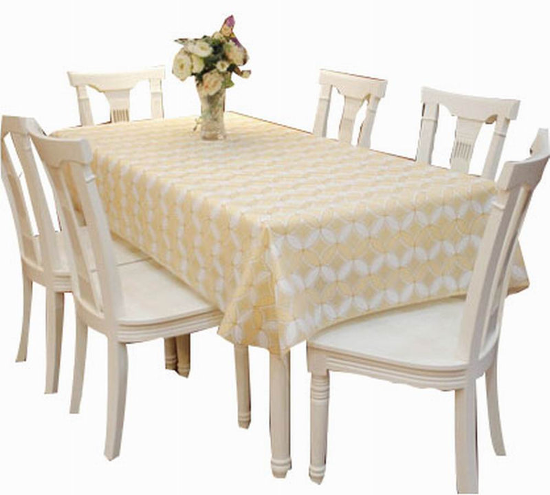 Elegant Waterproof Tablecloths Practical Table Linens Table Covers [137*180cm]
