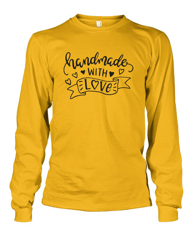Handmade With Love Long Sleeve