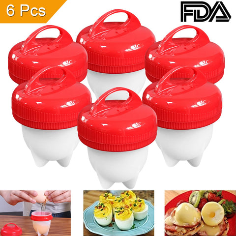 Egg Cooking Molds - FREE! Just Pay Shipping!