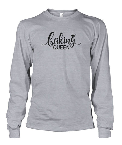 Baking Queen Long Sleeve