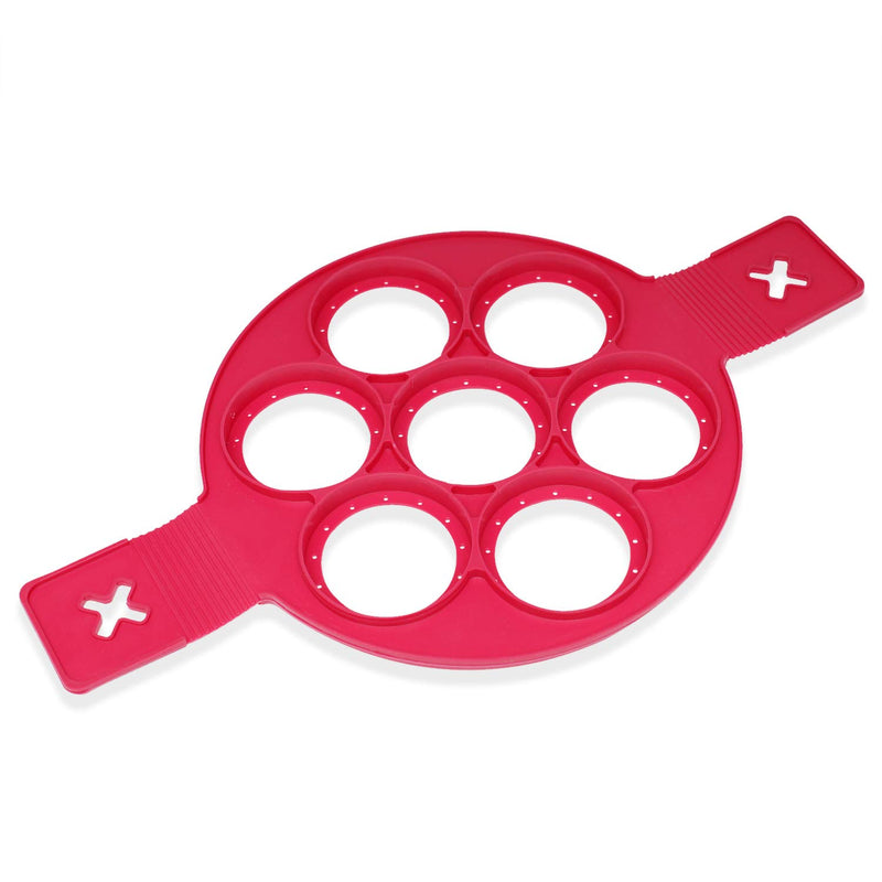 Pancake Mold Flipper Egg Rings