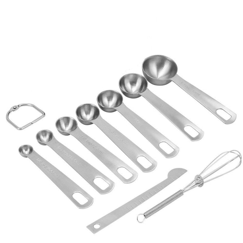 9PCS/Set Measuring Spoons