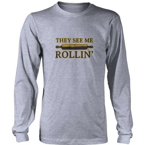 Image of They See Me Rollin'