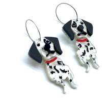 Load image into Gallery viewer, Maxie and Millie the Dalmatian dangles