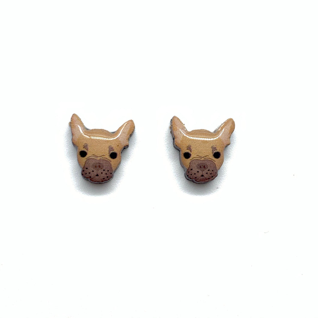 Douglas French Bulldog Earrings