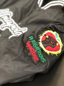 Unapologetic Bomber Jacket