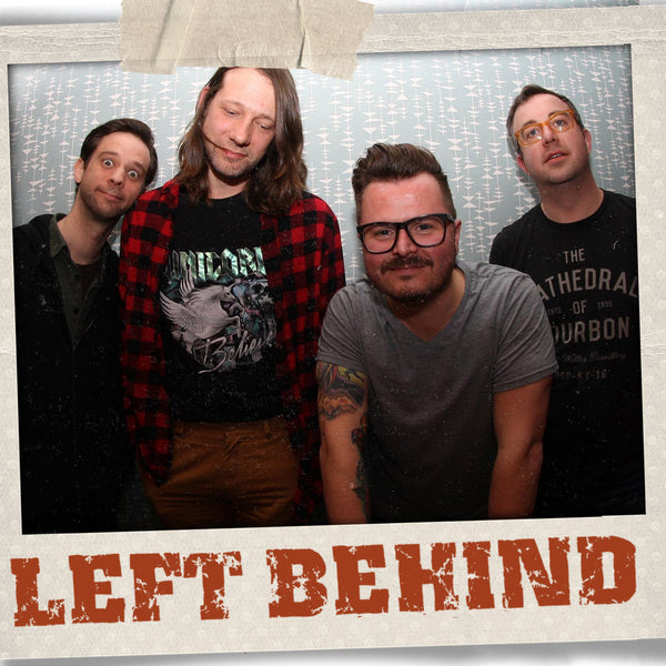 Left Behind: Discography Now Available