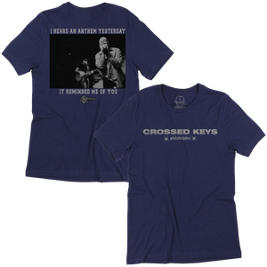 Crossed Keys Anthem T-Shirt