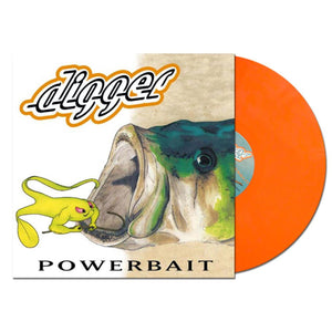 "Digger ""Powerbait"" LP 