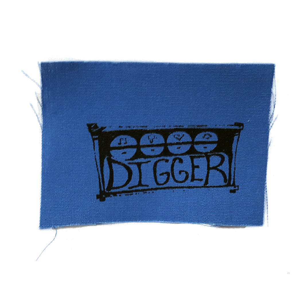 Digger Cabinet Patch