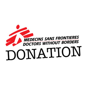Donation to Doctors Without Borders