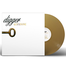 "Load image into Gallery viewer, Digger ""Keystone"" LP - Gold Vinyl"