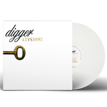 "Load image into Gallery viewer, Digger ""Keystone"" LP - White Vinyl"