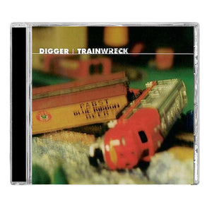 "Digger ""Trainwreck"" CD"