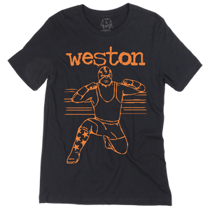 Weston Wrestler T-Shirt