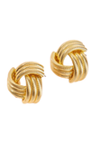 Vintage Gold Woven Studs