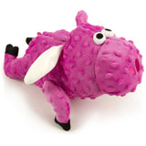 Medium goDog Assorted Plush Animal Toys