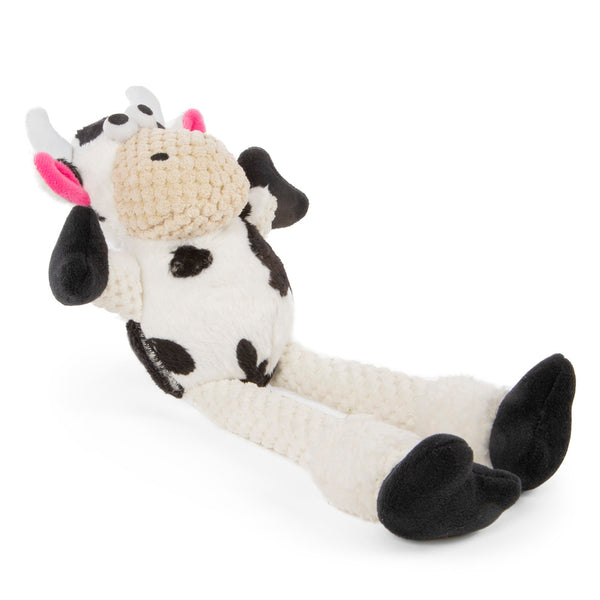 Medium goDog Assorted Plush Farm Animal Toys