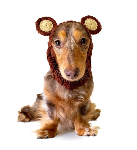 Brown Bear Snood
