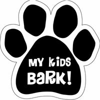 MY KIDS BARK MAGNET