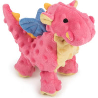 GoDog Medium Dino and Dragon Plush Toys