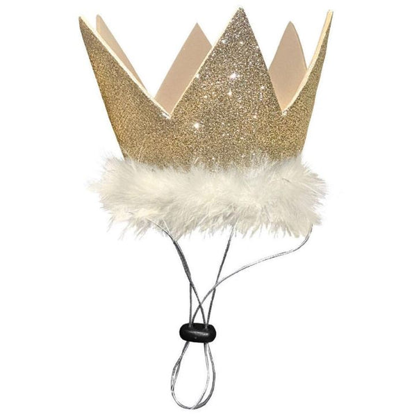 Party Crown - Gold
