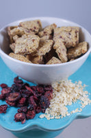 Crazy about Cranberry Dog Treats