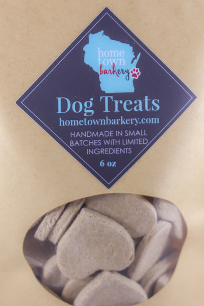 Apple Oatmeal Dog Treats