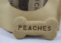 Custom Stamped Dog Treats