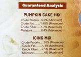 Pumpkin DIY Pupcake Kit
