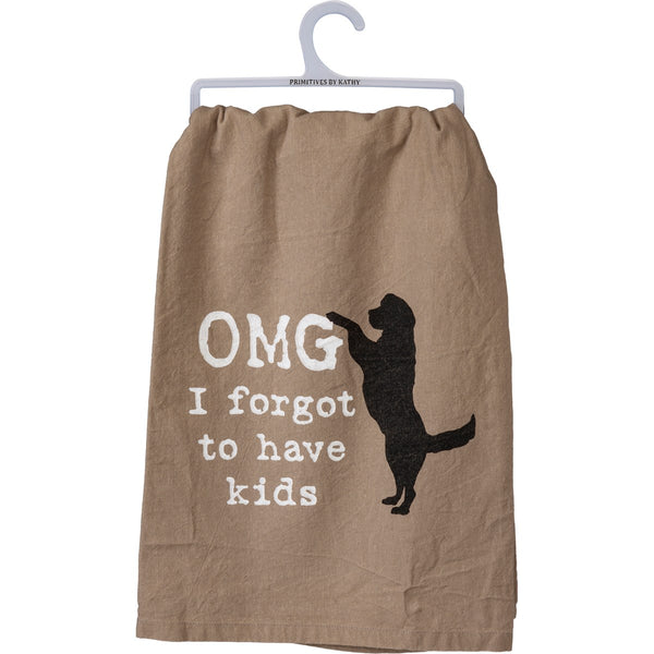 TOWEL - OMG I FORGOT TO HAVE KIDS