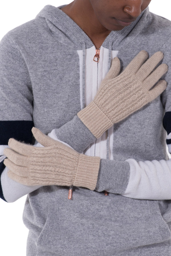 UNISEX CASHMERE GLOVES