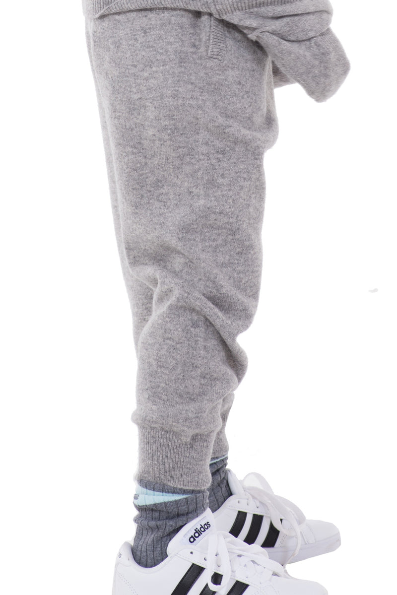 Kids Cashmere Pants