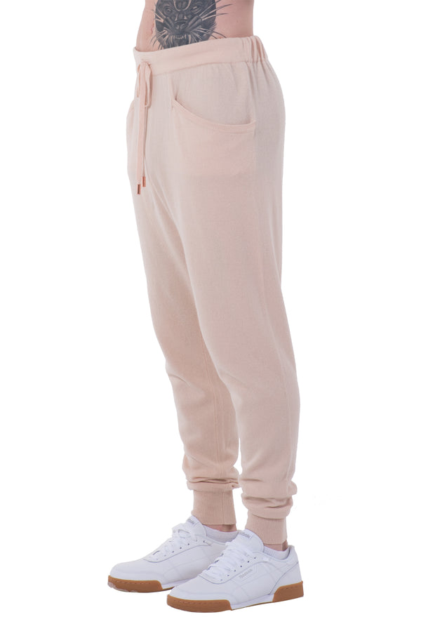 Mens Drop Cashmere Pant