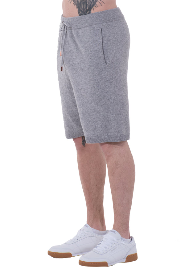 Mens Cashmere Shorts