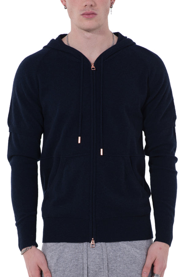 Mens Elevated Cashmere Hoodie