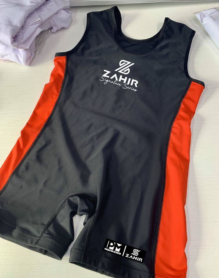 Zahir Signature Series RAW Singlet