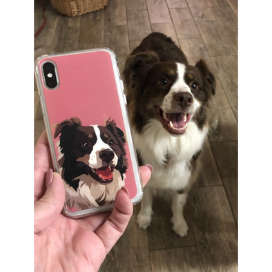 Original Custom Premium Pet Phone Case For iPhone & Android