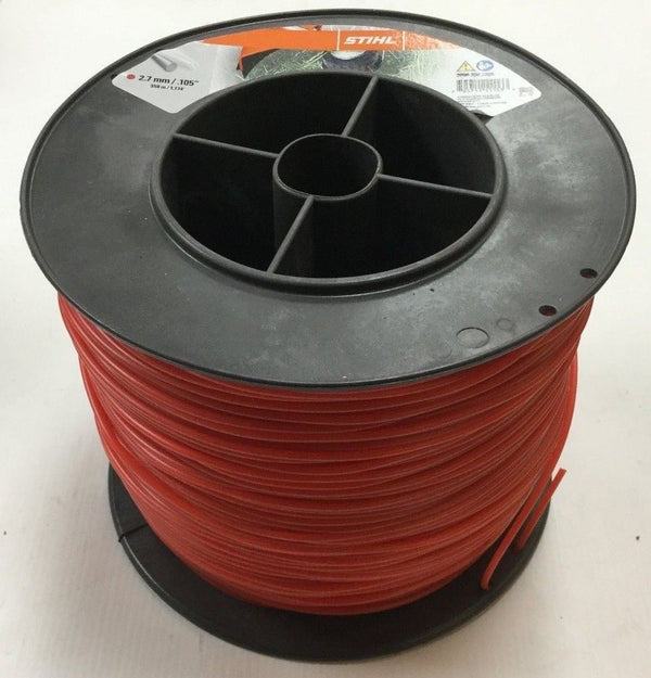 Stihl ROUND Strimmer Line Ø 2.7 mm x 347m (red)