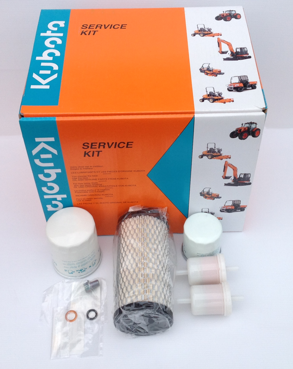W21TK00072 Kubota Engine and Hydraulic Service Kit) (TG1860,G18,G18HD,G21,G21-3,G2160UK,GR1600,GR1600-2,GR2100,GR2100-2,BX2350