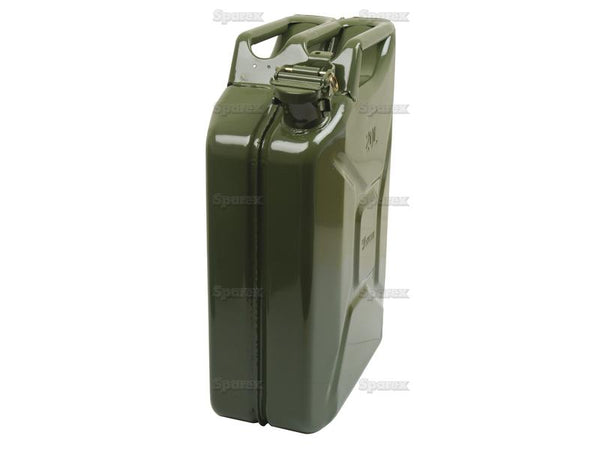 Jerry Can - Metal, Green, 20ltr(s) (S.12692)