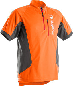 Husqvarna Technical Short Sleeved Work T-Shirt