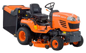 "New Kubota G26-II LD Mower with 54"" Deck"